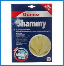 Panno Microfibra Shammy Gamex