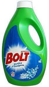 Bolt Detersivo Vortice d'Ossigeno 23 Lavaggi