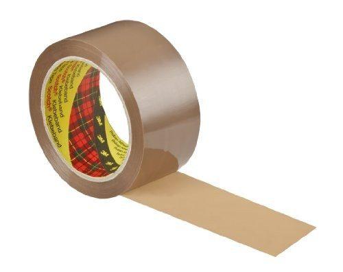 Scotch Imballaggio 30 mt Marrone