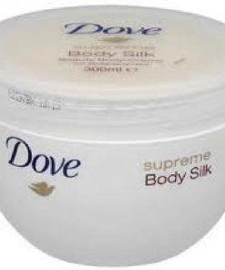 Dove Crema Corpo Silky Vaso 300 ml