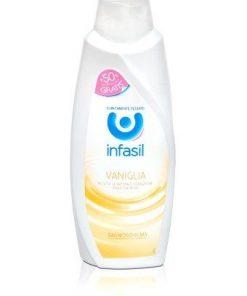 Infasil Bagnoschiuma Vaniglia 750 ml