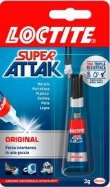 Super Attack Loctite 3 gr