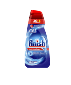 Finish Gel Liquido per Lavastoviglie 650 ml