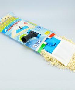 Scopa mop cotone completa Vega 40 cm