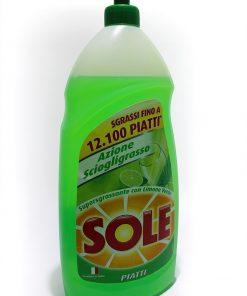 Sole Piatti 1 lt Limone