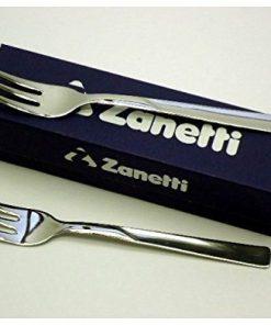 Forchettine acciao 18/10 linea Zanetti 12 pezzi
