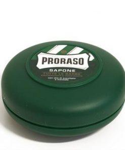 Proraso Sapone Barba Eucalipto e Mentolo Ciotola Verde 75 ml