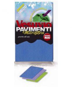 Panno Pavimenti Microfibra.Panno Microfibra Pavimenti Vesuvio