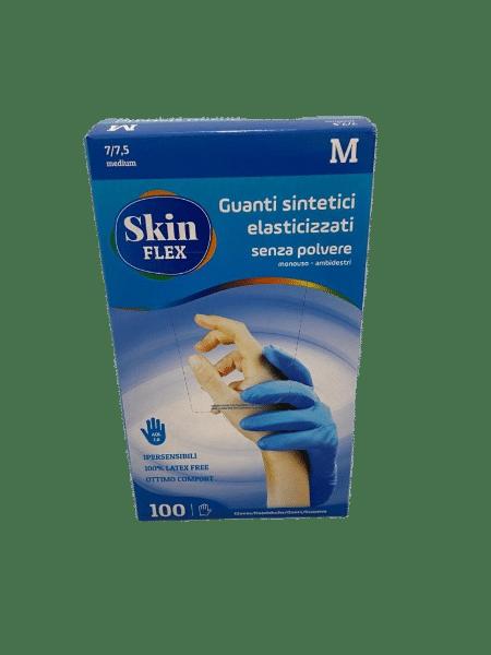L Skin Flex Guanti Elasticizzati tg